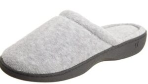 wool slippers with arch support