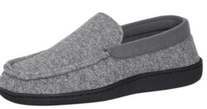 mens slippers with good arch support