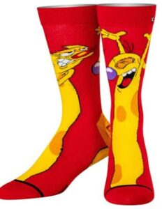 knee high cat socks for men