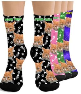cat socks for men to use