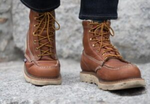 what types of thorogood boots