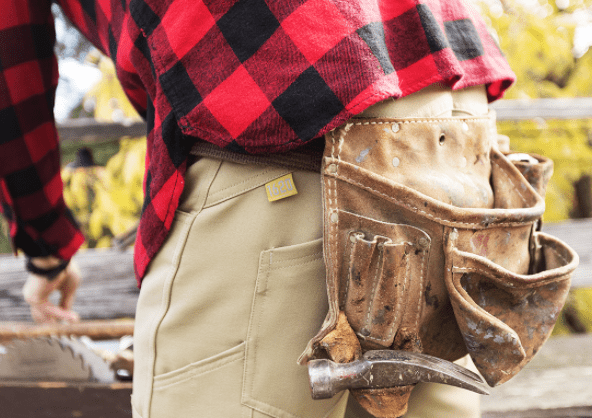 insulated work pant