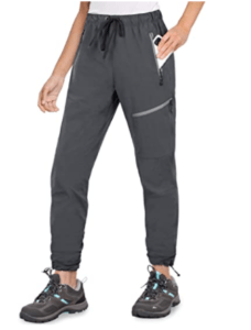 thin insulated work pants