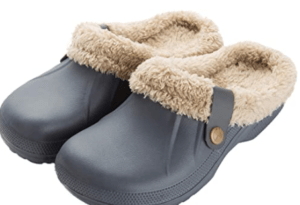 women's indoor outdoor slippers with arch support