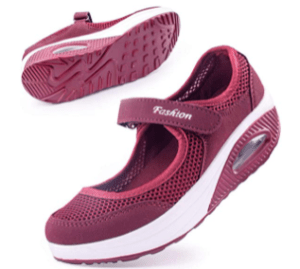 best workout shoes for heel pain