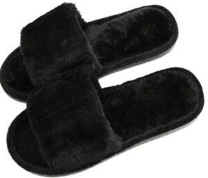 dirt-resistant womens slippers