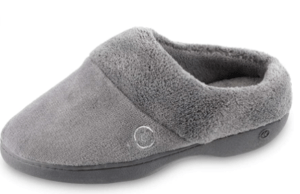 isotoner women slippers with memory foam
